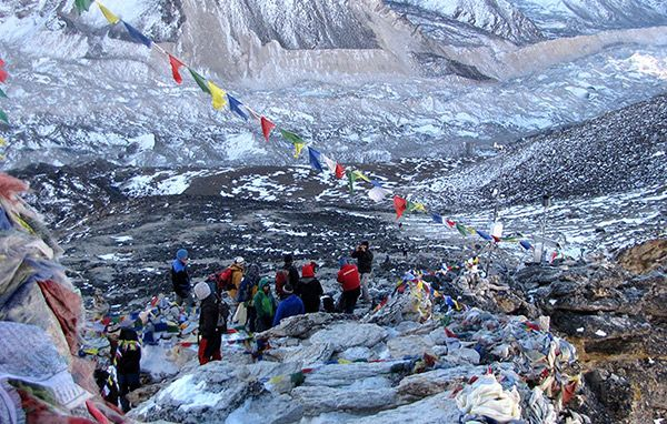 Everest Base Camp Comfort Trek