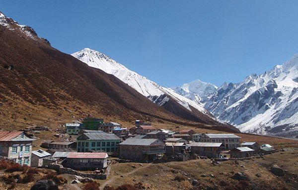 Langtang, Gosainkunda and Helambu Trek