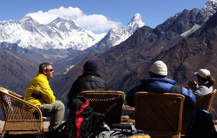 Annapurna Everest Spectacular
