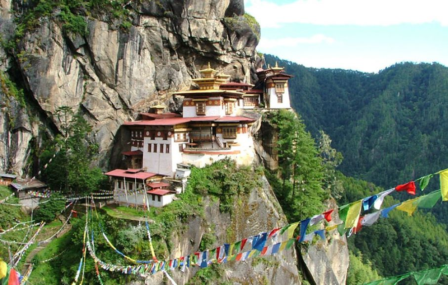 Bhutan - Trekking through the valleys of the happy
